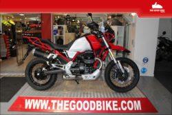Moto Guzzi V85TT 2021 rosso - Tour