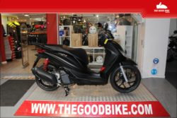 Scooter Piaggio Medley125S 2021 black - Scooter