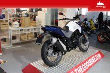 Sym NHT125 2020 blue - Tour