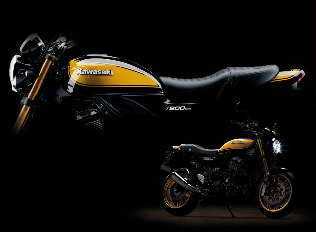 Z900RS Special Edition