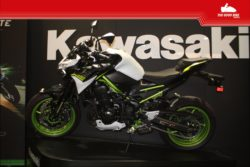 Kawasaki Z900 2021 white - Naked