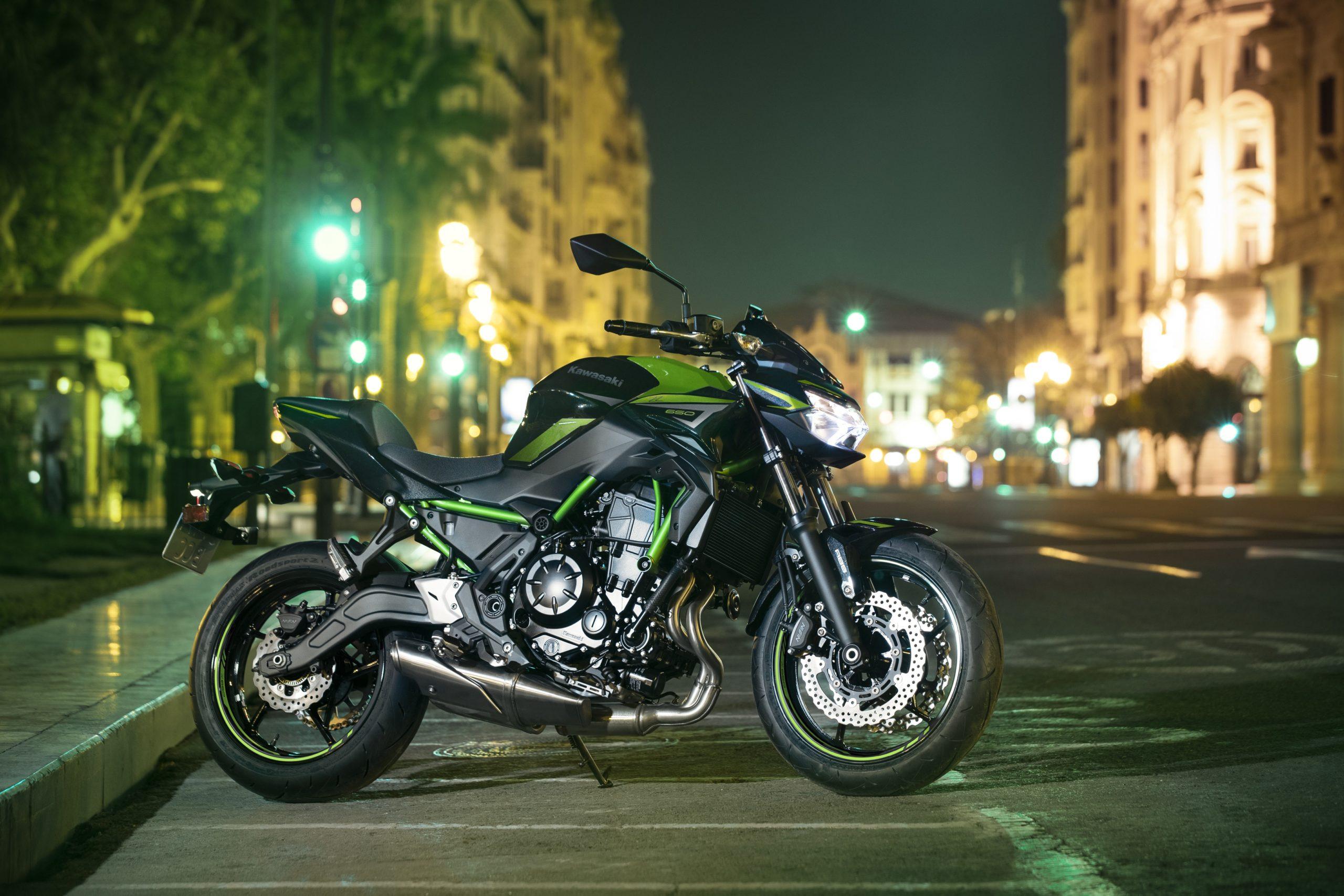 Z650 2022 Kawasaki