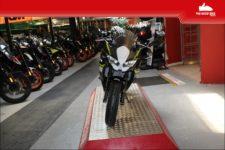 Kawasaki Ninja650 2021 blackyellow - Sport